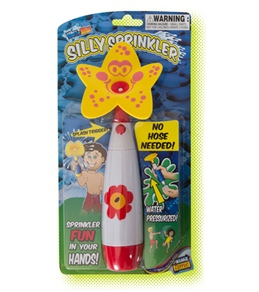 Prime Time Toys Dive 'N Grab Silly Sprinkler Water Toy