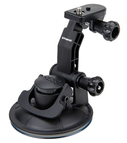 Polaroid XS80HD/XS100HD Suction Cup Mount