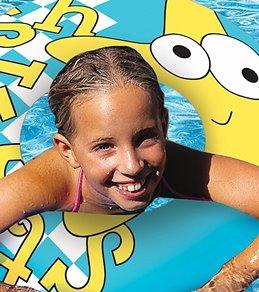 Poolmaster Aqua Fun 24 Print Swim Ring