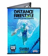 Swim Like a Champion - Distance Freestyle DVD with Chloe Sutton and Peter Vanderkaay by the Fitter & Faster Swim Tour