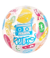 Wet Products Designer Beach Ball 24
