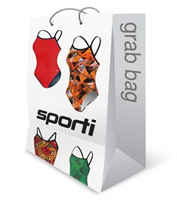 Sporti One Piece Swimsuit Youth (22-28) Grab Bag