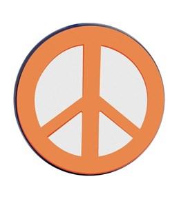 Sports Studs Peace Sign Goggle Accessory