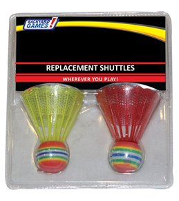 Wham-O Replacement Shuttles