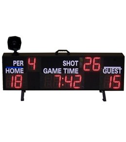 Colorado Time Systems Mini Wireless Water Polo Scoreboard