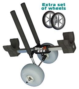 Wheeleez Inc SUP Cart-Single with Polyurethane Wheels