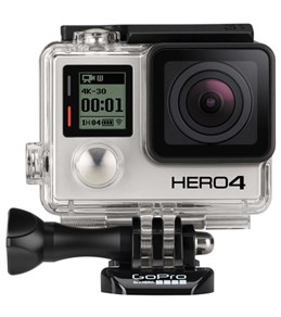 GoPro HERO4 Black 4K Action Camera