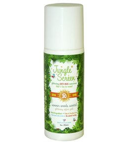 Glitter Tots Jungle Screen SPF 30+ with Bug Repellant