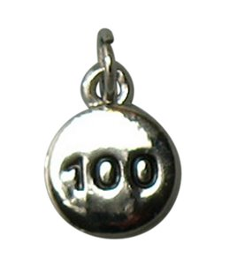 Totally Stroked Silver 100' (Meter or Yard) Individual Charm