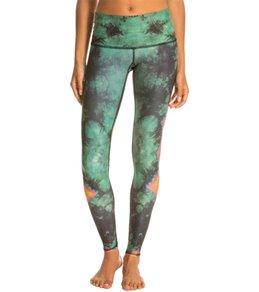 Women's Yoga Printed Leggings at YogaOutlet.com