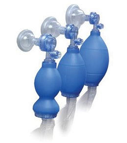 LINE2Design Disposable Lifeguard Resuscitators Pediatric PVC