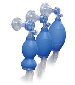 LINE2Design Disposable Lifeguard Resuscitators Infant PVC