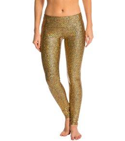 Purusha People Golden Goddess Yoga Leggings