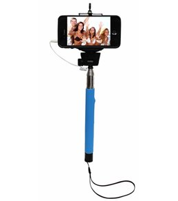 Wet Products Selfie Stick 36'' w/ Cord (Assorted)