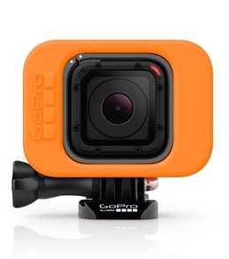 GoPro Floaty Case Orange for HERO4 Session