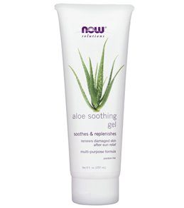 NOW  Aloe Soothing Gel 8 oz