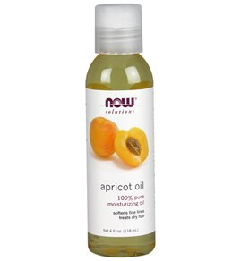NOW Food Grade Apricot Kernel Oil 4 oz
