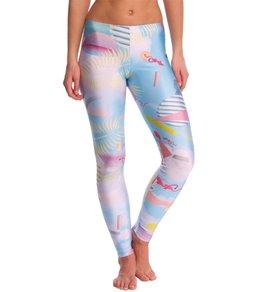 262c5ab1df5a8 Poprageous Miami Netscape Yoga Leggings