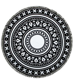 Round Towel Company The Queen of the Beach Towel