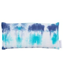 Baja Zen Tie-Dyed Teal  Yoga Eye Soother Pillow