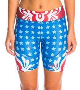 Triflare Women's USA Beauty Tri Shorts