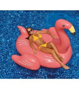 Swimline 78 Inflatable Giant Flamingo Ride-On Pool Float