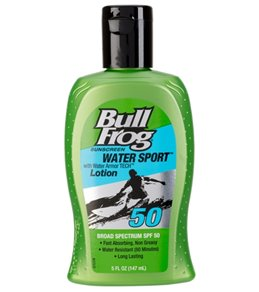 BullFrog Water Sport Sunscreen Lotion SPF 50