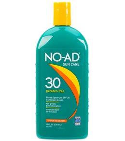 NO-AD SPF 30 Sunscreen Lotion 16oz