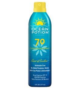 Ocean Potion Protect & Nourish SPF 70 Continuous Spray Sunscreen 6oz