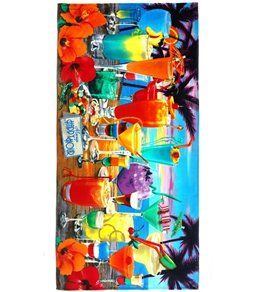 Kaufman Sales Happy Hour 30 x 60 Beach Towel