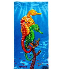 Kaufman Sales Sea Horse 30 x 60 Beach Towel