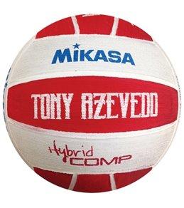 Mikasa Premier Series Tony Azevedo Signature Edition Hybrid Size Water Polo Size 4.5 Ball