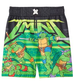 Nickelodeon Boys' Teenage Mutant Ninja Turtles Swim Trunks (12mos-24mos)