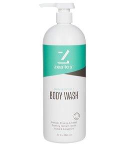 Zealios Skin Care Revival Swim and Sport Body Wash, 32 oz