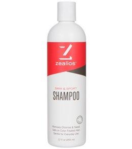 Zealios Skin Care Revival Swim and Sport Shampoo, 12 oz