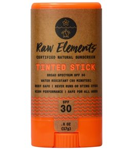 Raw Elements Eco Tinted Sunscreen Stick SPF 30+