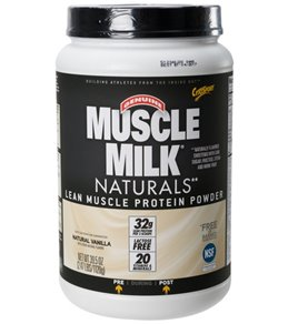 CytoSport Muscle Milk Naturals Protein Powder - 2.47lb