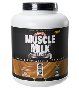 CytoSport Muscle Milk Collegiate, Genuine Protein Powder - 5.29 lb