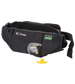 Onyx Inflatable PFD w/ Hydration Pouch