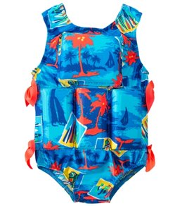 My Pool Pal Girls' Woody Floatation Swimsuit