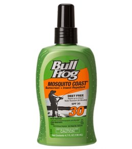 BullFrog Mosquito Coast Pump Spray SPF 30