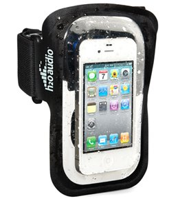 H2O Audio AMPHIBX+ Waterproof Armband for iPhones and iPod Shuffles