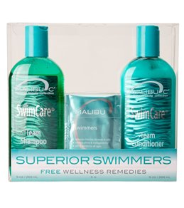 Malibu C Swimmers Wellness Shampoo and Conditioner Kit