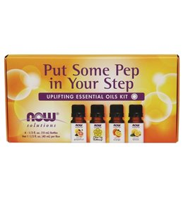 NOW Put Some Pep In Your Step Oil Kit