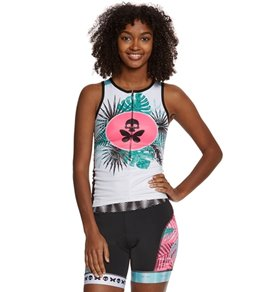 Betty Designs Women's Kona Triathlon Top