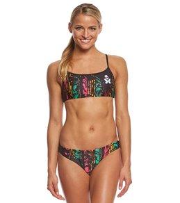 Betty Designs Women's Butterfly Betty Bikini Set