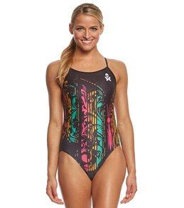 Betty Designs Women's Butterfly Betty One Piece Swimsuit