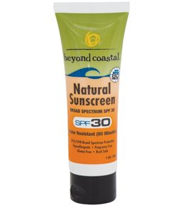 Beyond Coastal Natural Sunscreen SPF 30,1oz