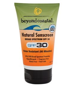 Beyond Coastal Natural Sunscreen SPF 30, 4oz