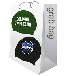 Bettertimes Team Printed Grab Bag Latex Swim Cap